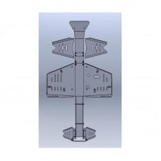 Комплект алюминиевой защиты 4мм Can-Am (BRP) Outlander 650/800