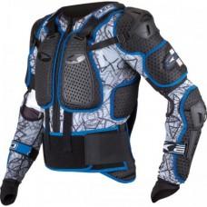 Защитная 'черепаха' AIR CAGE PRO, цвет Черный/Серый