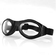 Очки BUGEYE CLEAR, прозрачные