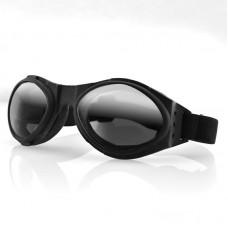 Очки BUGEYE SMOKED REFLECTIVE, цвет Серый, зеркальные