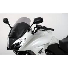 """Ветровое стекло для мотоцикла Touring """"T"""" CBF1000F (SC 64) 10-, цвет Серый"""