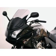 """Ветровое стекло для мотоцикла Touring """"T"""" CBF600S (PC38/PC43) 04-, цвет Черный"""
