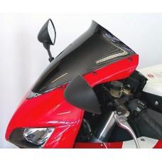 """Ветровое стекло для мотоцикла Spoiler """"S"""" CBR1000RR (SC57) 04-07, цвет Серый"""