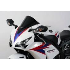 """Ветровое стекло для мотоцикла Racing """"R"""" CBR1000RR 12-, цвет Серый"""