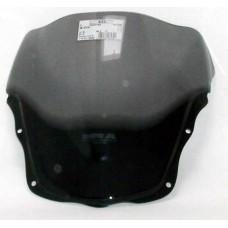 """Ветровое стекло для мотоцикла Racing """"R"""" CBR1100XX (SC35) 97-06, цвет Серый"""