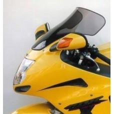 """Ветровое стекло для мотоцикла Touring """"T"""" CBR1100XX (SC35) 97-06, цвет Серый"""