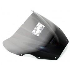 """Ветровое стекло для мотоцикла Racing """"R"""" CBR600F (PC35) 99-00, цвет Черный"""