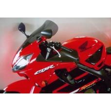"""Ветровое стекло для мотоцикла Touring """"T"""" CBR600F (PC35) 01-10, цвет Серый"""