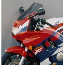 """Ветровое стекло для мотоцикла Touring """"T"""" CBR600F (PC31) 95-98, цвет Серый"""