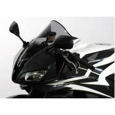 """Ветровое стекло для мотоцикла Racing """"R"""" CBR600RR (PC40) 07-12, цвет Серый"""