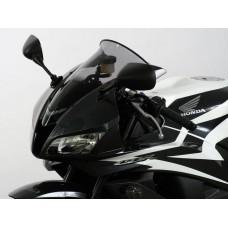 """Ветровое стекло для мотоцикла Spoiler """"S"""" CBR600RR (PC40) 07-12, цвет Серый"""