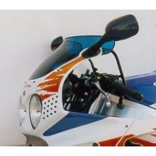 """Ветровое стекло для мотоцикла Spoiler """"S"""" CBR900RR (SC28) 92-93, цвет Серый"""