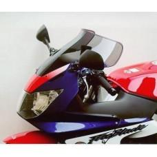 """Ветровое стекло для мотоцикла Spoiler """"S"""" CBR900RR CBR929RR (SC44) 00-01, цвет Серый"""