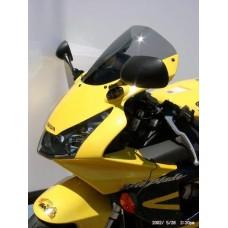 """Ветровое стекло для мотоцикла Racing """"R"""" CBR900RR CBR954RR (SC50) 02-03, цвет Серый"""
