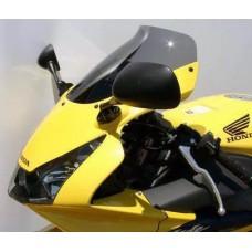 """Ветровое стекло для мотоцикла Spoiler """"S"""" CBR900RR CBR954RR (SC50) 02-03, цвет Серый"""