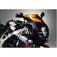 """Ветровое стекло для мотоцикла Spoiler """"S"""" CBR900RR (SC28 SC33) 94-97, цвет Серый"""