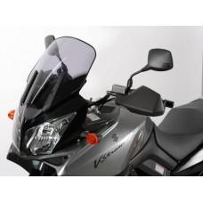 "Ветровое стекло для мотоцикла Touring ""T"" DL1000 V-Strom (WVBS) 04-13, цвет Серый"