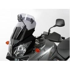 """Ветровое стекло для мотоцикла Variotouringscreen """"VT"""" DL650 04-10/ DL1000 V-Strom 04-13/ KLV1000 04-06, цвет Бесцветный"""