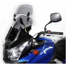 """Ветровое стекло для мотоцикла X-Creen-Touring """"XCT"""" DL650 04-10/ DL1000 V-Strom 04-13/ KLV1000 04-06, цвет Бесцветный"""