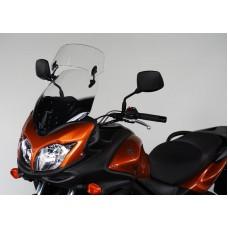 """Ветровое стекло для мотоцикла X-Creen-Touring """"XCT"""" DL650 V-Strom 11-, цвет Бесцветный"""