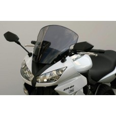 """Ветровое стекло для мотоцикла Touring """"T"""" ER-6F (EX650C) 09-11, цвет Серый"""