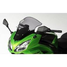 """Ветровое стекло для мотоцикла Touring """"T"""" ER-6F (EX650E) 12-, цвет Серый"""