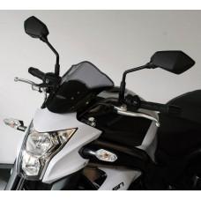 "Ветровое стекло для мотоцикла Touring ""T"" ER-6N (ER650E) 12-, цвет Серый"