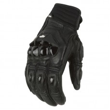 Перчатки AFS-16 кожа, цвет Черный