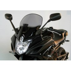 "Ветровое стекло для мотоцикла Touring ""T"" FZ6 R (RJ) / XJ6 Diversion 09-, цвет Серый"