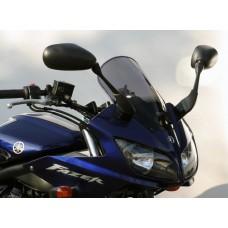 """Ветровое стекло для мотоцикла Racing """"R"""" FZS1000 Fazer (RN06/RN14) 01-05, цвет Серый"""