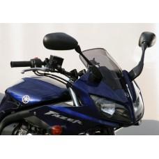 """Ветровое стекло для мотоцикла Spoiler """"S"""" FZS1000 Fazer (RN06/RN14) 01-05, цвет Черный"""