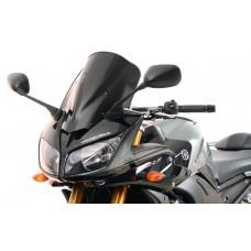"""Ветровое стекло для мотоцикла Racing """"R"""" FZ1 Fazer (RN16) 06-, цвет Серый"""