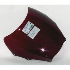 """Ветровое стекло для мотоцикла Spoiler """"S"""" GPZ1100 (ZXT10E) 95-99, цвет Серый"""
