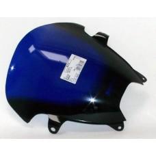 """Ветровое стекло для мотоцикла Spoiler """"S"""" GSF1200S Bandit (WVA9) 00-05, GSF600S Bandit 00-05, цвет Серый"""