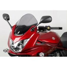 """Ветровое стекло для мотоцикла Spoiler """"S"""" GSF1200S Bandit 06, GSF1250 Bandit 07-, GSF650S Bandit 05-08, цвет Серый"""