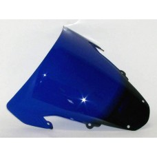 """Ветровое стекло для мотоцикла Spoiler """"S"""" GSX-R1000 (WVBZ) 03-04, цвет Серый"""