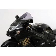 """Ветровое стекло для мотоцикла Racing """"R"""" GSX-R1300 Hayabusa (WVA1) 08-, цвет Серый"""