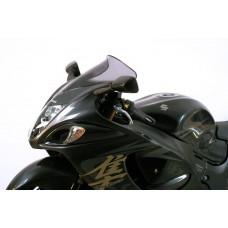 """Ветровое стекло для мотоцикла Spoiler """"S"""" GSX-R1300 Hayabusa (WVA1) 08-, цвет Серый"""
