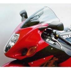 """Ветровое стекло для мотоцикла Racing """"R"""" GSX-R1300 Hayabusa (WVA1) 99-07, цвет Черный"""
