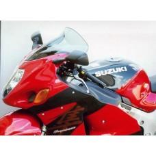 """Ветровое стекло для мотоцикла Touring """"T"""" GSX-R1300 Hayabusa (WVA1) 99-07, цвет Серый"""