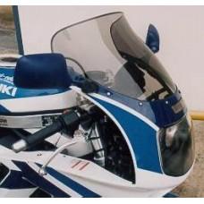 "Ветровое стекло для мотоцикла Spoiler ""S"" GSX-R400R (GK76A) 92-98, цвет Серый"