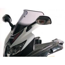 "Ветровое стекло для мотоцикла Spoiler ""S"" GSX-R600 / GSX-R750 08-10, цвет Серый"