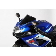 "Ветровое стекло для мотоцикла Spoiler ""S"" GSX-R600 / GSX-R750 11-, цвет Серый"