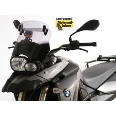 """Ветровое стекло для мотоцикла Variotouringscreen """"VTM"""" F650GS 08-, цвет Серый"""