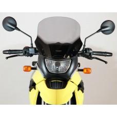 """Ветровое стекло для мотоцикла Touring """"T"""" F650GS 04-07, цвет Серый"""
