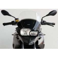 """Ветровое стекло для мотоцикла Touring """"T"""" F700GS, цвет Серый"""