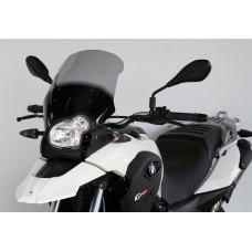 """Ветровое стекло для мотоцикла Touring """"T"""" G650GS 11-, цвет Серый"""