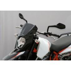 Ветровое стекло для мотоцикла Sport-Screen ''SP'' 990 Supermoto SM / SMR 08-, цвет Черный