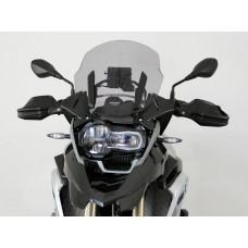 """Ветровое стекло для мотоцикла Touring """"T"""" R1200GS 13-, цвет Серый"""