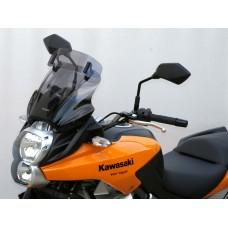 """Ветровое стекло для мотоцикла Variotouringscreen """"VTM"""" Versys 650 10-, цвет Серый"""